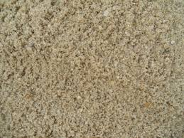 Areia Amarela Lavada